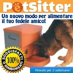 distributore automatico di alimenti per animali